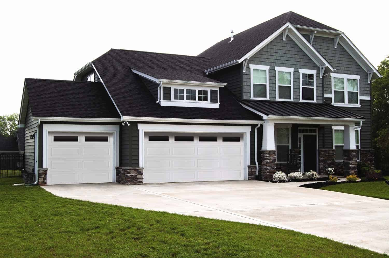 Home Garage Doors Design